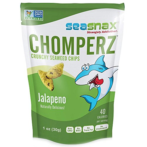 10 best chomperz seaweed chips jalapeno for 2021