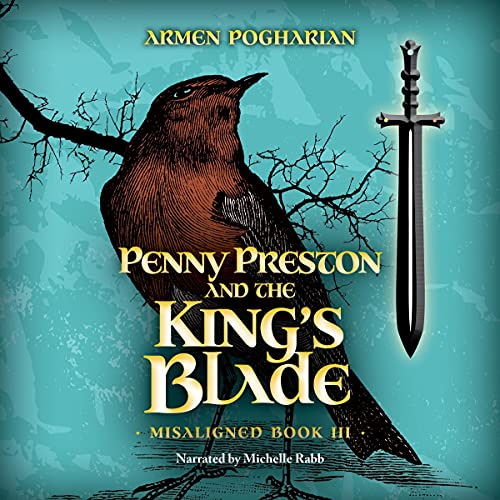Penny Preston and the King's Blade  By  cover art