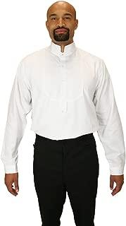 edwardian style mens shirts