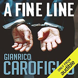 A Fine Line     Guido Guerrieri Series, Book 5              By:                                                                                                                                 Gianrico Carofiglio                               Narrated by:                                                                                                                                 Sean Barrett                      Length: 7 hrs and 38 mins     96 ratings     Overall 4.4