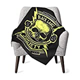 NarcNton Black Label Society Baby Blanket Unisex Soft and Comfortable Blanket to Keep Warm 30 X 40 in