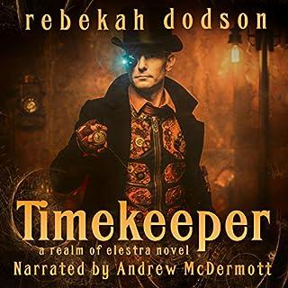 Timekeeper  audiobook cover art