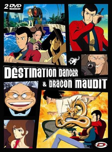 Rupan : Destination Danger-Dragon maudit