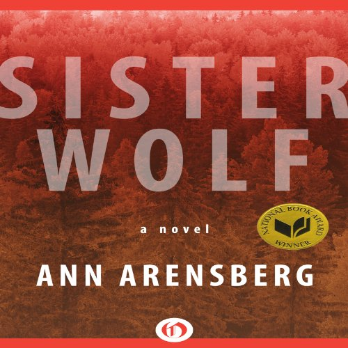 Sister Wolf audiobook cover art