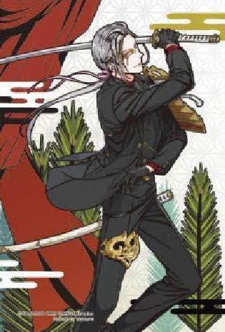70ピース ジグソーパズル 刀剣乱舞-ONE LINE- 大般若長光(松に赤短) 【プリズムプチ】(10x14.7cm)