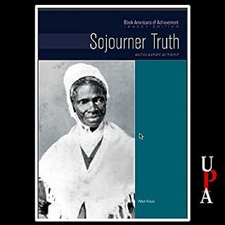 Sojourner Truth audiobook cover art