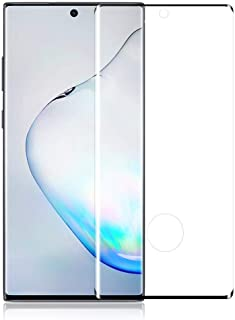 Curved Tempered Glass for Samsung Galaxy Note 10+ Shockproof Screen Protection Protector for Samsung Note 10 Plus