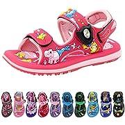 _Kids Classic Slide Sandals for Boys: 7526 Black, EU29 (Size: Toddler 11-11.5)