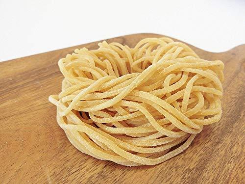 【糖質94%オフ ローカーボ中華麺 中太麺80g (36玉)【低糖質 本格 大豆麺 低糖質麺 糖質制限】