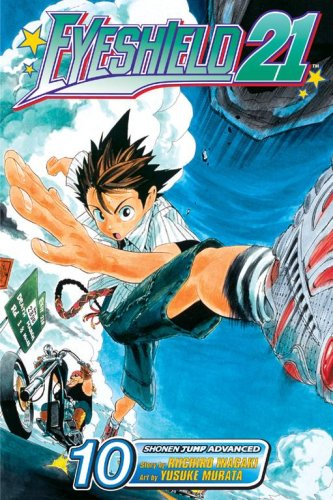 EYESHIELD 21 GN VOL 10: Is There a Loser in the House?