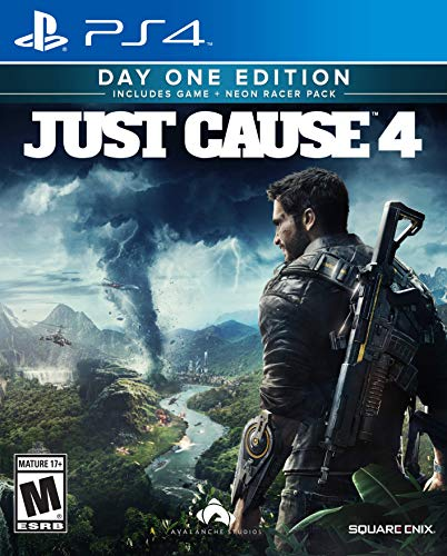 PS4 JUST CAUSE 4 (US)
