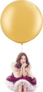 Best gold round balloons Reviews