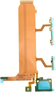 Repair Part Motherboard (Power & Volume & Mic) Ribbon Flex Cable for Sony Xperia Z Ultra / XL39h / C6806 Repair Part