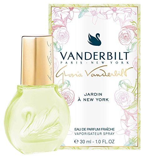 Gloria Vanderbilt Jardin à New York Eau de Parfum Fraîche für Damen, 30ml