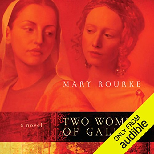 Two Women of Galilee                   By:                                                                                                                                 Mary Rourke                               Narrated by:                                                                                                                                 Gabra Zackman                      Length: 5 hrs and 49 mins     74 ratings     Overall 3.6