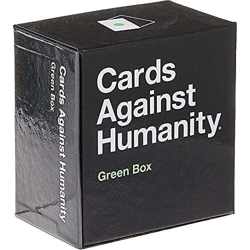Cartas contra a humanidade: 300 cartas expandidas da caixa verde