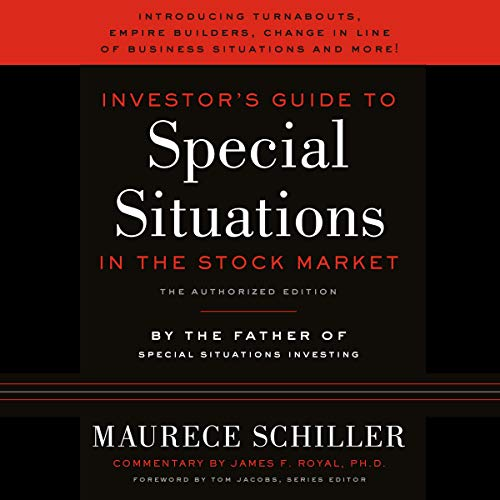 Investor's Guide to Special Situations in the Stock Market  By  cover art