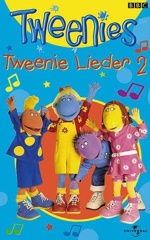 Tweenies - Tweenie Lieder 2 [VHS]