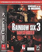 Tom Clancy's Rainbow Six - Raven Shield : Prima's Official Strategy Guide de Prima Development