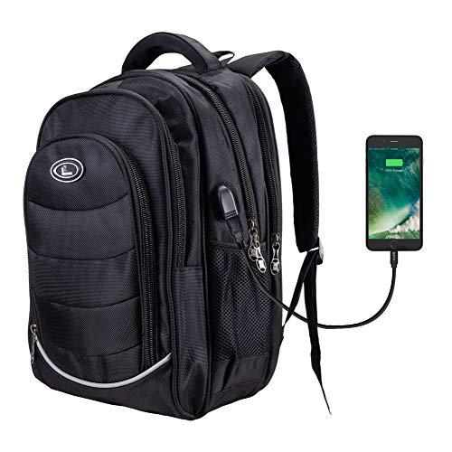 Laptop Backpack, Business Travel 15.6-Inch Rucksack...