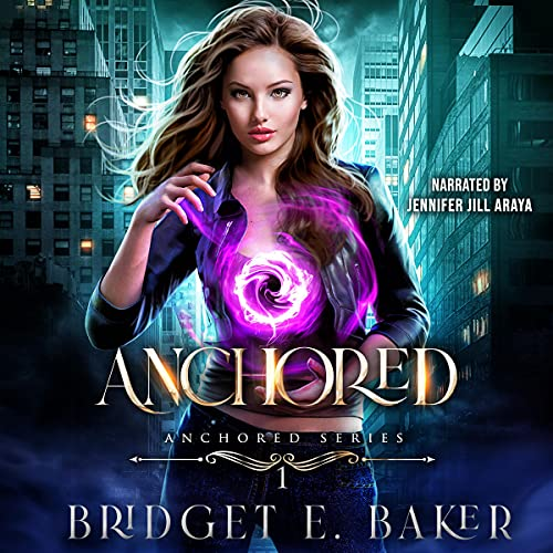 Anchored cover art