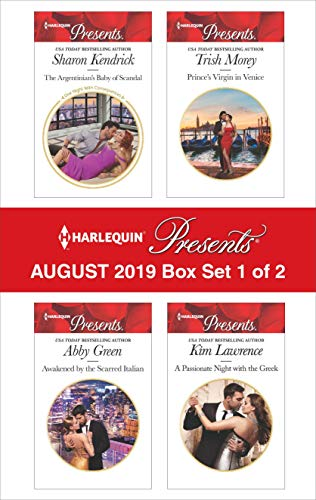 Harlequin Presents - August 2019 - Box Set 1 of 2 (English Edition)