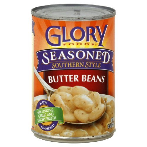 Food Glory Foods Seasoned Southern Style Butter Beans