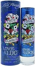 Ed Hardy Love & Luck for Men 3.4 oz 100 ml EDT Spray