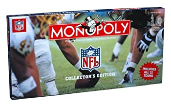 nfl monopoly board game