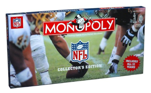 Monopoly - NFL Collectors Edition