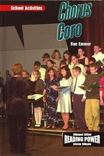 Chorus/Coro (School Activities) (Spanish and English Edition)
