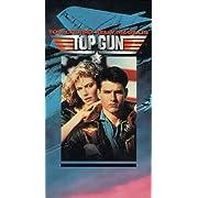 Top Gun [VHS]