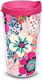 Best Tervis Tumblers - Tervis Bright Wild Blooms Insulated Travel Tumbler Review