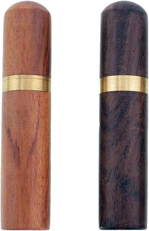 GSHLLO 67% Kansas City Mall OFF of fixed price 2 Pcs Portable Wood Storage Needles Box Sewing Embroidery