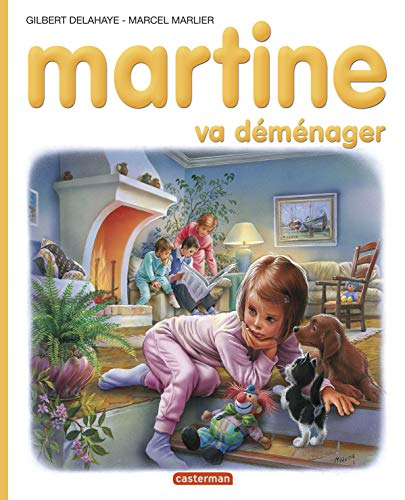 Martine va déménager