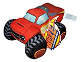 Blaze The Monster Machines 6.5 Inches Tall Plush Stuffed Toy