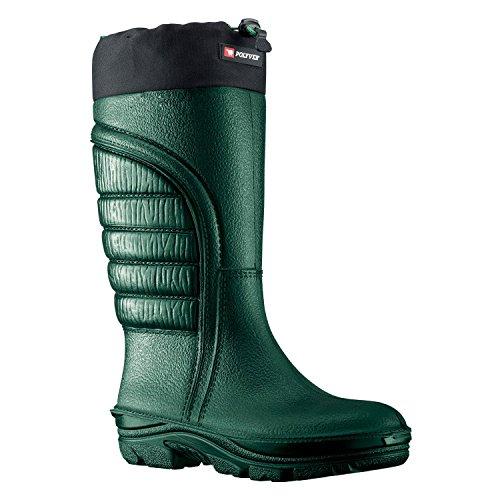 Fritzmann Jagdstiefel Polyver bis -50°C Kälteschutzstiefel Boots Gummistiefel (42)