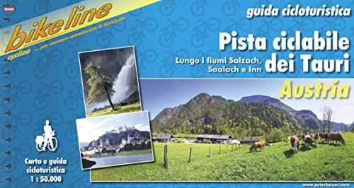 cycline - Pista ciclabile die Tauri (Bikeline Radtourenbücher)