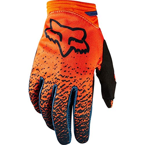 Fox Racing 2018 Womens Dirtpaw Gloves-Grey/Orange-L