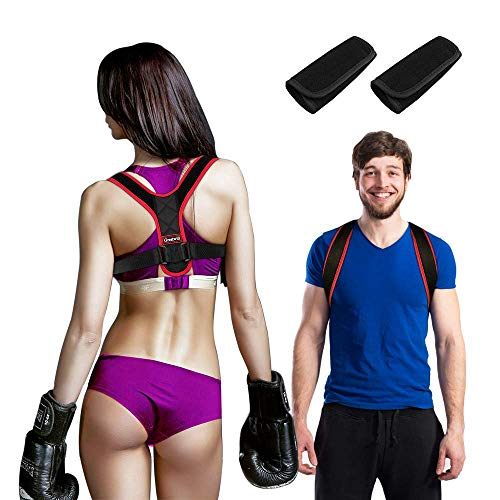 Greatwill Back Posture Corrector for Women & Men, Effective and Comfortable Posture...