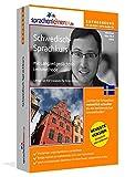Sprachenlernen24.de Schwedisch-Express-Sprachkurs PC CD-ROM für Windows/Linux/Mac OS X + MP3-Audio-CD: Werden Sie in wenigen Tagen fit für Ihre Reise nach Schweden