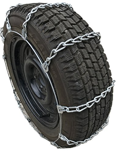 TireChain.com 225/65R17, 225/65-17, 235/55-17, 235/65-16, 235/55-18, 225/60-17, 215/70-16 Cable Link Tire Chains (1942)