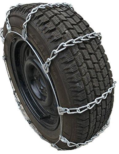 TireChain.com P205/60R16, 205/60-16 Cadenas de neumáticos de Enlace de Cable, Precio por par.