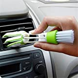 Rurah Multifunction Cleaning Brush for Car Indoor Air-Condition Car Detailing Care Brush Tool