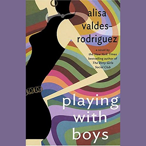 Playing with Boys audiobook cover art