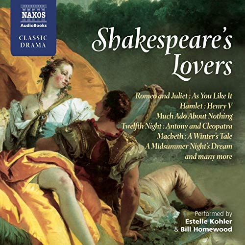 Shakespeare's Lovers (Unabridged Selections) audiobook cover art