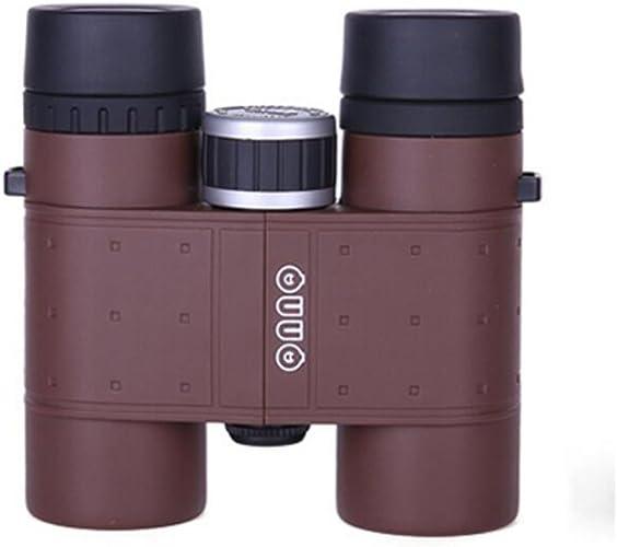 RYRYBH 8X télescope Multi-Couche HD Jumelles de Voyage Portables loupe trépied Appareil Photo téléphone Portable télescope