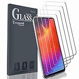 Ferilinso Cristal Templado para Samsung Galaxy M40/A60, [4 Pack] Protector de Pantalla Screen Protector para Cristal Templado Samsung M40 Cristal Templado Samsung A60