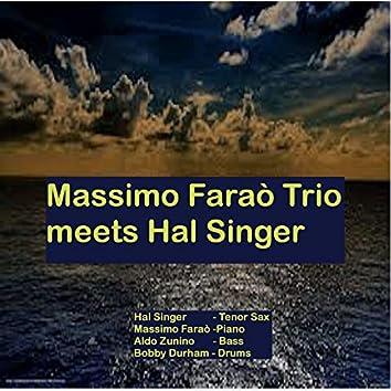 Massimo Faraò Trio meets Hal Singer