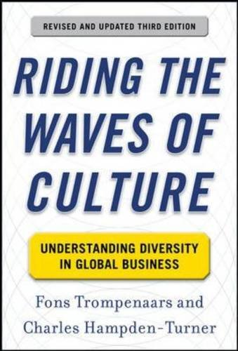 Riding the Waves of Culture: Understanding Diversity in Global Business
